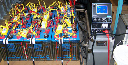 Battery-Electric-Load-Testing