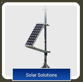 Solar Power Landing