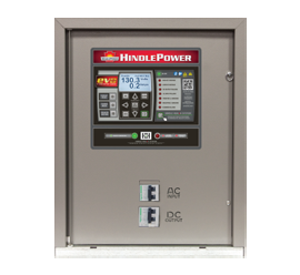 Hindle Power cabinet