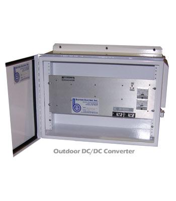 Outdoor DC - DC Converter