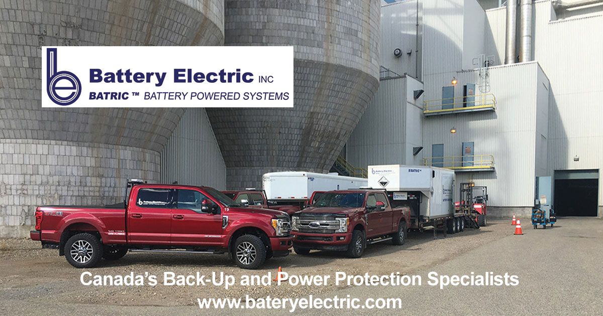 Battery Electric - Logo / Brand Image