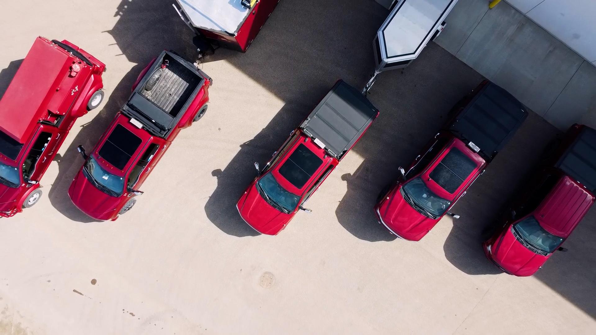 battery electric trucks